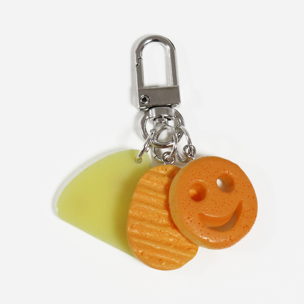 cheeze key ring