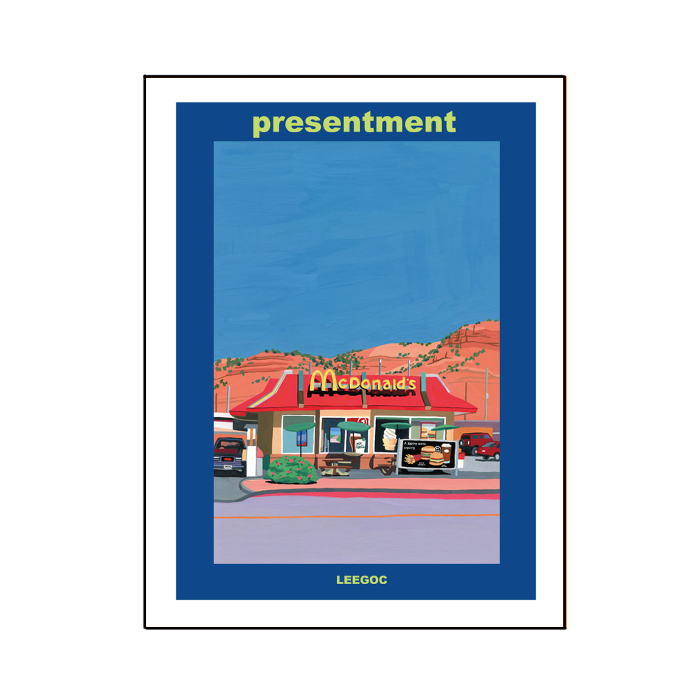 presentment poster