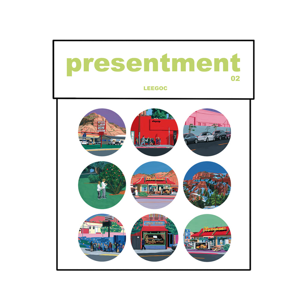 presentment sticker 2